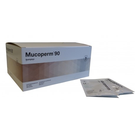 MUCOPERM 90 -Box of 90 sachets of 4g-