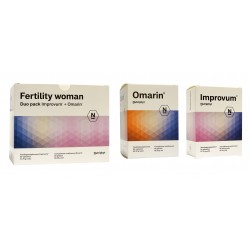 FERTILITY WOMAN : useful for improving the fertility of women