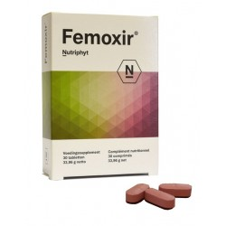 FEMOXIR : fight against free radicals, protects the most quickly affected by aging functions