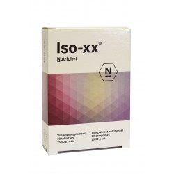 ISO-XX : Soy isoflavones may be interesting for women in menopause, menopause-related disorders